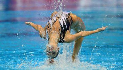 O moldoveancă a câștigat medalia de Aur la Campionatul Mondial de natație