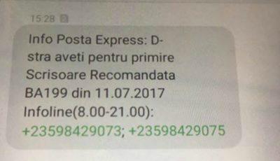Atenție! În Moldova a apărut un tip de fraudă prin mesaje