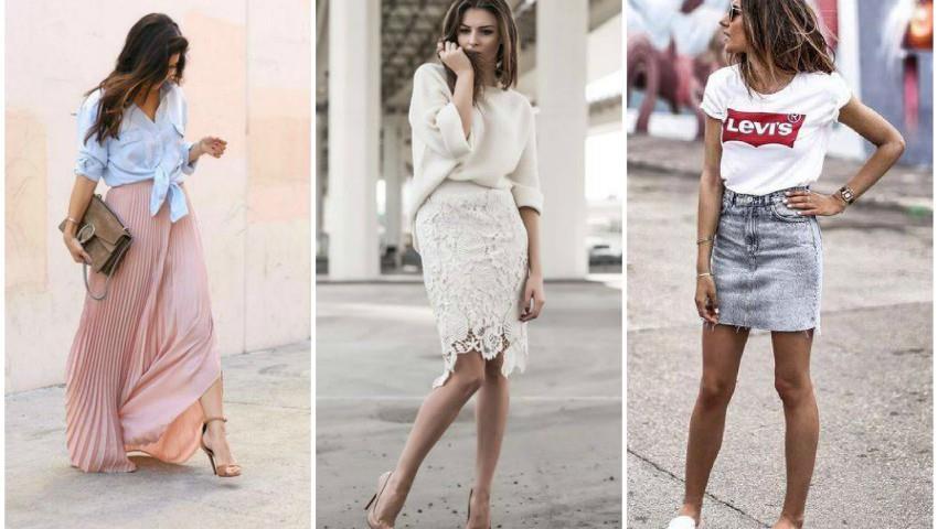 Foto: 5 Fuste care nu trebuie să lipsească din garderoba unei femei