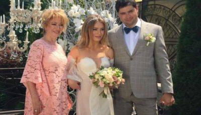 Galina Rotaru, soacră mare. Cel mai călător cuplu din Moldova s-a căsătorit