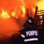 Foto: Incendiu de proporții în Capitală