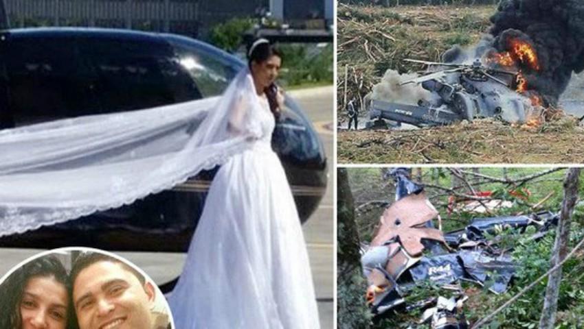 Foto: Sfârșit tragic pentru o mireasă care a murit în ziua nunții