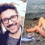 Foto: Bărbatul căsătorit cu fosta Miss Ucraina, a avut șocul vieții peste câțiva ani de la moartea modelului