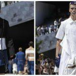 Foto: Spectacolul de modă de la Paris, care a șocat publicul la propriu