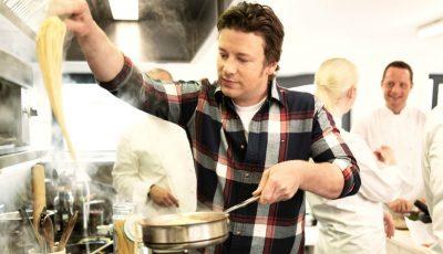 3 rețete celebre, marca Jamie Oliver