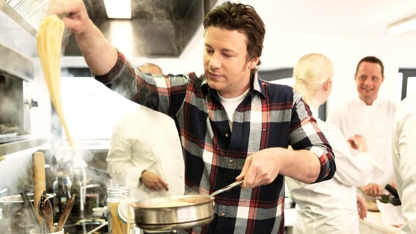 Foto: 3 rețete celebre, marca Jamie Oliver