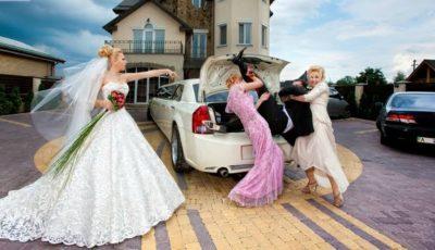 Cele mai amuzante fotografii de nuntă