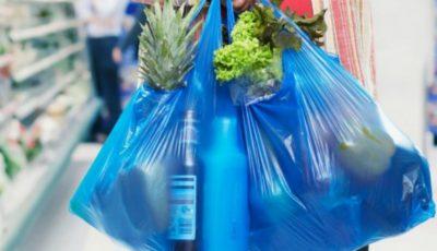 Pungile din plastic au fost interzise prin lege