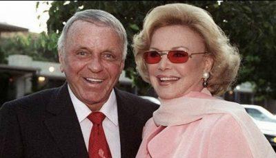 Barbara Sinatra,văduva celebrului Frank Sinatra a murit