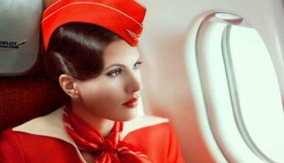 Secretele de frumusețe ale stewardeselor