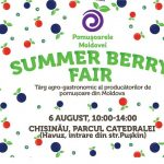 Foto: SUMMER BERRY FAIR REVINE DUMINICĂ!