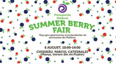 SUMMER BERRY FAIR REVINE DUMINICĂ!