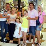 Foto: Unde își petrec vacanța Familia Ursu, Cuciuc și Cristi Rouge