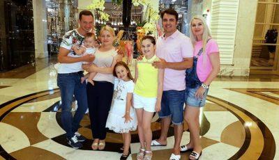 Unde își petrec vacanța Familia Ursu, Cuciuc și Cristi Rouge