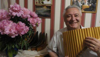 Maestrul Vasile Iovu este astăzi omagiat! Artistul împlinește 67 de ani