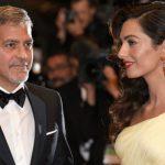 Foto: George Clooney a dat în judecată o revistă franceză care a publicat o fotografie cu gemenii săi