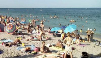 Un copil din Moldova s-a pierdut pe plajă, la Odessa!