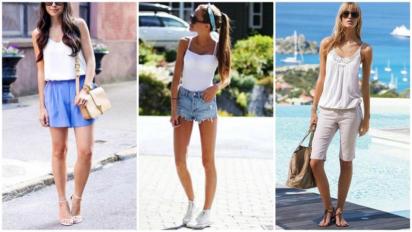 Foto: Cum să alegi pantalonii scurți, în funcție de silueta pe care o ai