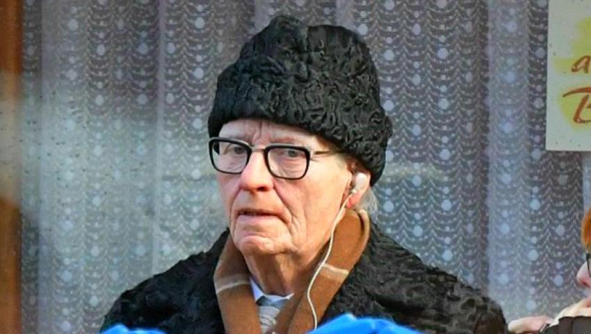 O actriță celebră va juca rolul unui bătrânel în ultimul ei film! Ți-ai dat seama cine se ascunde în spatele acestui personaj?