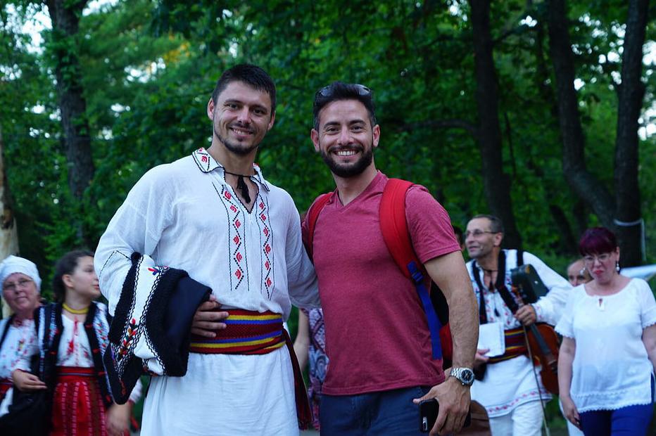 Foto: Iată ce spune despre Moldova un blogger german care a vizitat mai multe țări din lume!