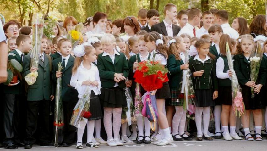 Foto: Cum se va desfășura ziua de 1 septembrie în școli: recomandările Ministerului Educației