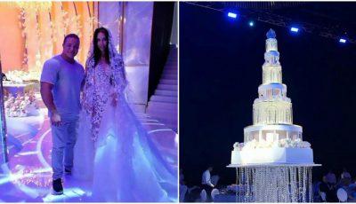Nuntă de lux în Rusia, dintre un miliardar rus și un model. Doar inelul de logodnă a costat 7 milioane de euro!