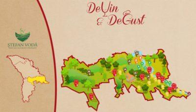 """Festivalul """"DeVin&DeGust"""": ce trebuie să știi despre vinurile produse în regiunea cu indicație geografică protejată """"Ștefan Vodă""""?"""