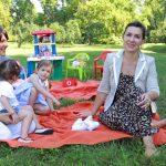 Foto: Despre maternitate altfel: Cum își cresc copiii Angela Iurcu și Rodica Chiriac