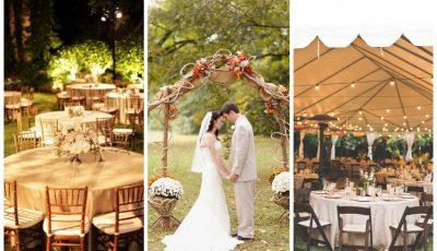 9 sfaturi utile în alegerea decorului de nuntă!
