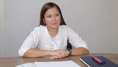 Medicul pediatru Eremciuc Rodica, despre introducerea produselor lactate în alimentația copilului