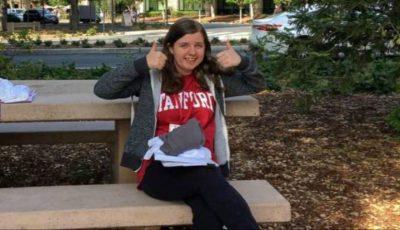 Povestea tinerei care trăia pe străzi și care a fost admisă la Universitatea Stanford!