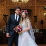 """Foto: Adela Popescu și Radu Vâlcan au sărbătorit ,,nunta de bumbac""""!"""