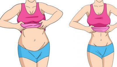 10 secrete pentru a scăpa de grăsimea de pe abdomen