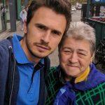 Foto: Emoționant! Andrei Bolocan și-a dus mama la Berlin, în orașul în care odată și-a făcut studiile