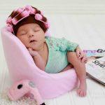 Foto: O poză cu un bebeluș de 8 zile a devenit virală pe internet!
