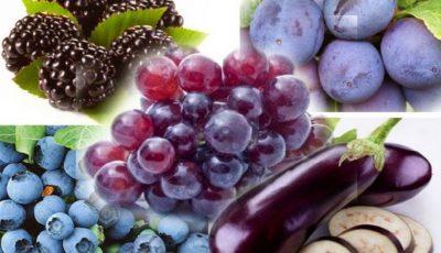 Beneficiile alimentelor de culoare violet: e uimitor ce se întâmplă în organismul tău atunci când le consumi!