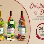 """Foto: Cocktail-uri pe bază de divin și ciocolată, la Festivalul """"DeVin&DeGust""""! Află totul despre vinurile produse în regiunea cu IGP """"Divin"""""""