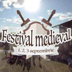 Foto: Mâine începe Festival Medieval 2017! Vezi cum poți ajunge și tu la eveniment