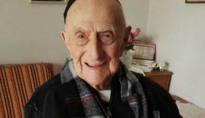 Cel mai în vârstă bărbat al planetei s-a stins din viață. Avea 113 ani