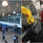 Foto: De Ziua Independenței, însoțitorii de bord de la Air Moldova au îmbrăcat straie naționale!