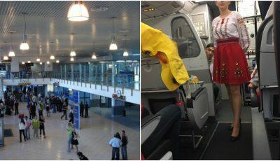 De Ziua Independenței, însoțitorii de bord de la Air Moldova au îmbrăcat straie naționale!