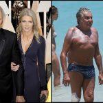 Foto: Bărbați celebri cu iubite mult mai tinere!