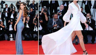 Festivalul de Film de la Veneția: ținute care au făcut senzație pe covorul roșu
