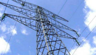 Săptămâna începe cu deconectări de la energia electrică în zeci de localități. Vezi lista