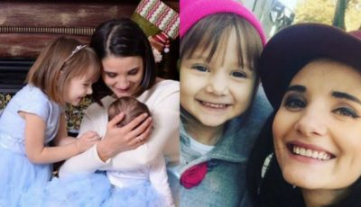 La mulți ani, Amelie! Fiica Liliei Ojovan își sărbătorește astăzi ziua de naștere