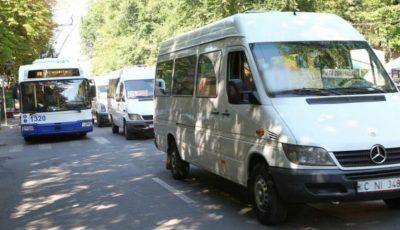 O călătorie cu microbuzul în Chișinău ar putea costa 10 lei?