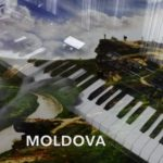 Foto: Moldova, cântată la pian! Iată cum răsună numele țării noastre interpretat pe note