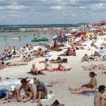 Foto: Avertizare! Autoritățile ucrainene au interzis scăldatul în mare. Iată care este motivul
