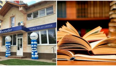 Veste bună pentru pasionații de lectură. Librăria Bestseller anunță reduceri de 70% și 85%