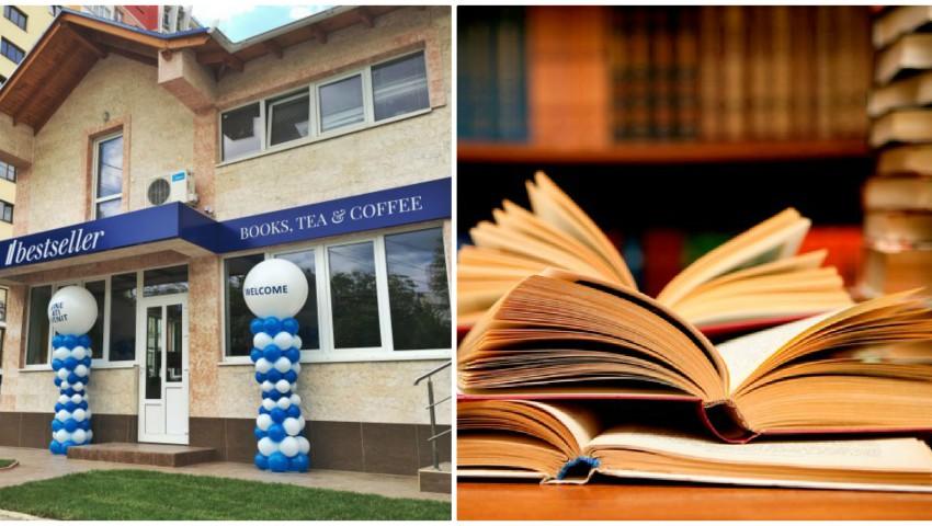 Foto: Veste bună pentru pasionații de lectură. Librăria Bestseller anunță reduceri de 70% și 85%